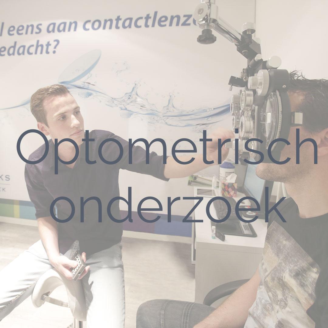 Volledig optometrisch onderzoek